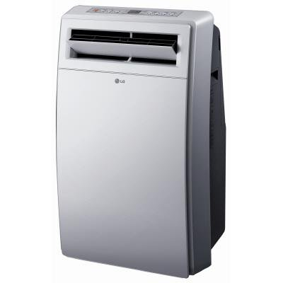 Lg lp1200dxr 12 000 btu portable air conditioner for 12000 btu window air conditioner room size