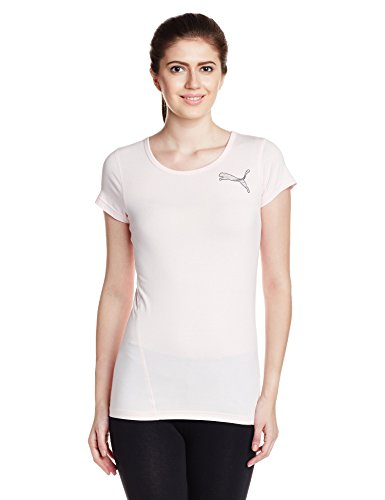 Puma-Womens-Solid-T-Shirt