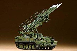 1/35 ソビエト軍 SAM-6 地対空ミサイル ゲインフル
