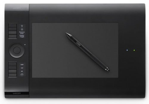 Wacom Intuos4 PTK-540-WL Wireless Tablet