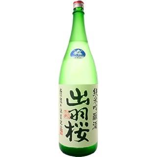 出羽桜燦々誕生記念 純吟1800ml