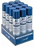 12 COLIBRI OF LONDON LIGHTER GAS FUEL BUTANE 90ml CANS