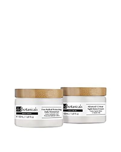 Dr Botanicals Crema Facial 2 Piezas Free-Radical Protecting+Advanced 12 Hour Night
