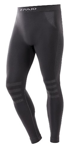 SPAIO ® THERMO LINE - Mens Sports Thermoactive Long Tights - Breathable and High-Wicking