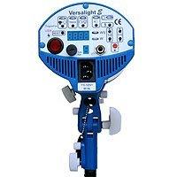 JTL Versalight E-250 Plus, 250 Watt Monolight Strobe, with Radio Receiver Channel Indicator