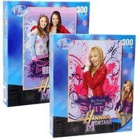 Disney Hannah Montana Puzzle-300pc. - 1