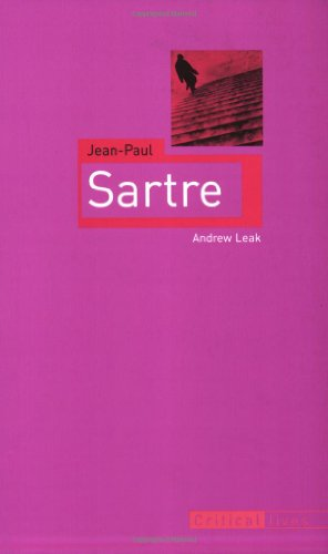 Jean-Paul Sartre (Reaktion Books - Critical Lives)