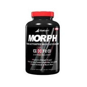 Isatori Morph Gxr-3, 180 Tablets