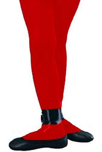 Red Kids Tights