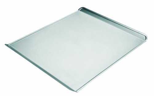Chicago Metallic 49614 15-3/4 by 13-3/4-Inch Commercial II Traditional Uncoated Large Cookie Sheet