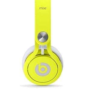 Beats Mixr On-Ear Headphone | Neon Yellow