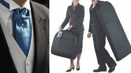Housse de voyage pour costume gamme standard - noir