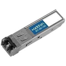 AddOn - Network Upgrades HP 455883-B21 Compatible 10GBase-SR SFP+ module (455883-B21-AO) -