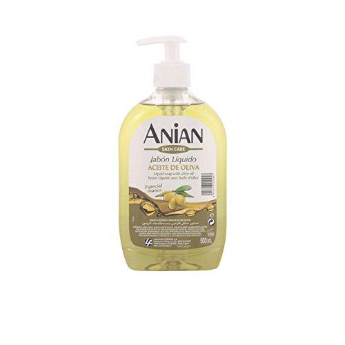 ANIAN - ACEITE OLIVA JABON liquido manos500 ml-unisex