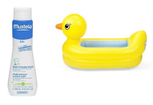 Travel Baby Bath Tub front-901376