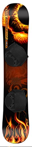 Emsco Group , Free Ride Snowboard , Solid Core Construction