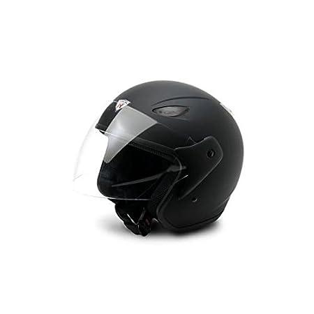 Bottari Moto 64534 Casque Explorer, Noir Mat, Taille : L
