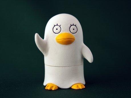 クワッドエレメンツ 『銀魂』キャラクターUSB フラッシュメモリーシリーズ エリザベス QC-USBMGTEB01-01G