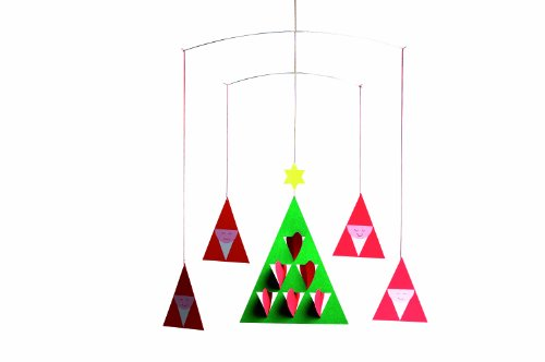 Flensted Mobiles Nursery Mobiles, Prismas Mobile