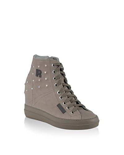 Ruco Line Keil Sneaker 4916 Cuero Sw schwarz
