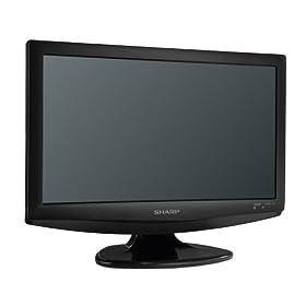 Sharp LC19SB25U 19-Inch 720p LCD HDTV