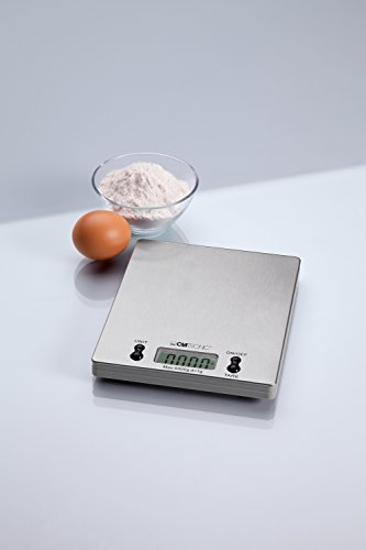 Clatronic KW 3367 Balance de Cuisine Kg / G / Lb 5 Kg Affichage LCD