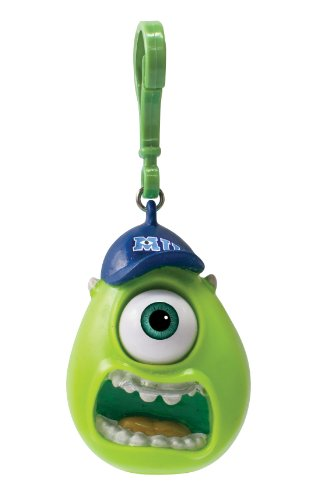 Disney Mike Popping Eyes Key Ring - 1