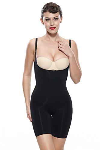 <b>Firm Control Slimming Bodysuit Shapewear</b>