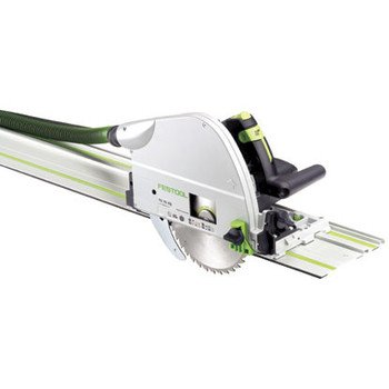 31OvBFzXvCL Festool TS 75 EQ Plunge Cut Circular Saw with 75 Inch Track