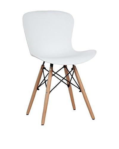 LO + demoda stoel set van 2 Tower Curve