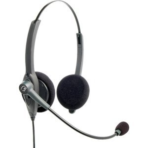 Vxi Passport 21P Dc Headset. Passport 21P Dc Headset Ph-Hd. Stereo - Quick Disconnect - Wired - Over-The-Head - Binaural Snr - Semi-Open - Noise Cancelling Microphone
