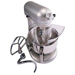 KitchenAid KSM85PSSL 4.5-quart Silver Mixer