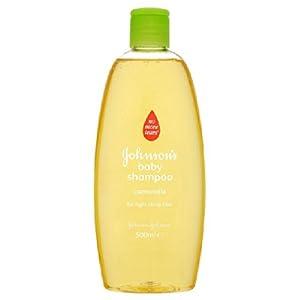 Bebé Manzanilla Shampoo 500ml de Johnson