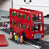 Fair Trade Red Bus
