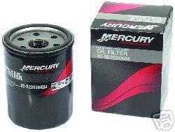 Mercury Precision Parts Fourstroke Outboard Oil Filter 35-822626K04