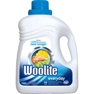 Woolite Everyday Laundry Detergent 50 Loads (100 Ounce)