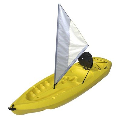 Lifetime Monterey Yellow Kayak - 8 ft.