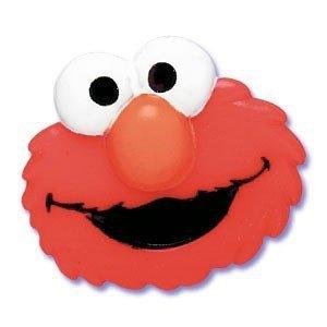 Sesame Street Elmo Party Cupcake Rings 12 Pack - 1