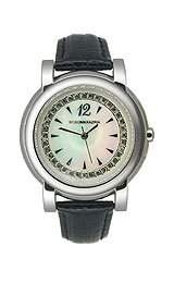 BCBG Crystal Collection Mother-of-Pearl Dial Women's Watch #BG6206