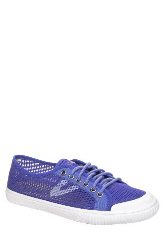 Tretorn Women's Seksti Mesh Low Top Sneaker