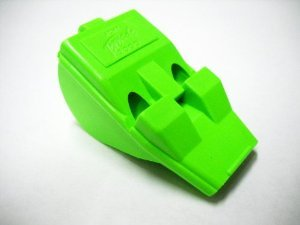 whistle-acme-t2000-dayglo-green