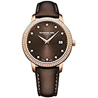 Raymond Weil Toccata Brown Dial Ladies Watch