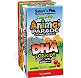 Animal Parade DHA Natural Cherry - 90 - Chewable