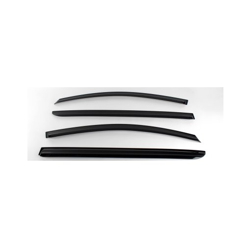 Auto Ventshade 94206 Original Ventvisor Window Deflector 4 Piece