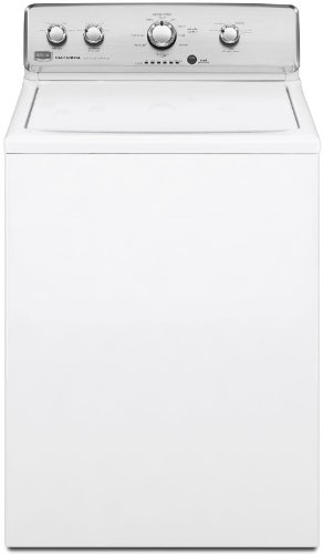 Maytag MVWC200BW 3.6 Cu. Ft. White Top Load Washer