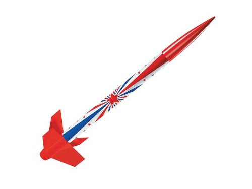 Estes Shooting Star Model Rocket Kit