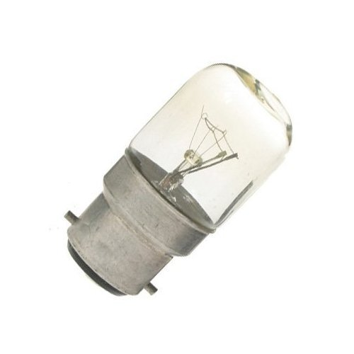 10-x-eveready-15w-pygmy-light-bulbs-bayonet-cap-b22-bc-b22d-240v-clear-sewing-machine-appliance-lamp