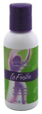 La Fresca Feminine Hygiene Wash 2oz (12 Pieces)