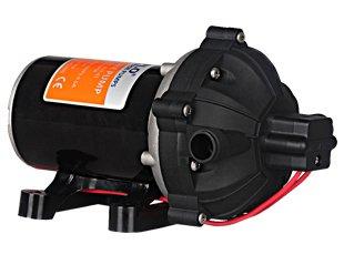 Seaflo 12v Water Pressure Diaphragm Pump 20 L/min 5.5 Gpm 60 Psi - Caravan/rv/boat/marine