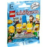 LEGO Minifigures The Simpsons Series 71005 Building Kit (Lego Simpsons House compare prices)
